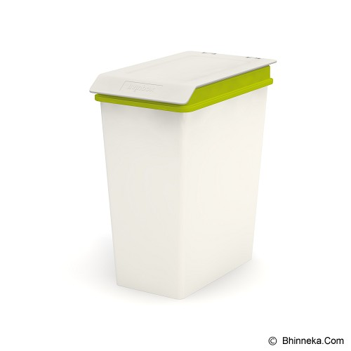 LIVIN BOX Pelican Recycle Bin [MHB-10L] - Green (C) - Keranjang Sampah
